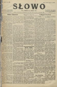 Słowo. 1925, nr3