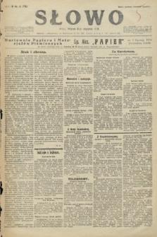 Słowo. 1925, nr4