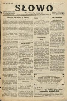 Słowo. 1925, nr8