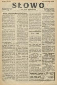 Słowo. 1925, nr14