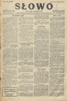 Słowo. 1925, nr16
