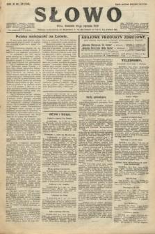 Słowo. 1925, nr20