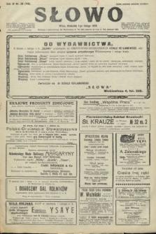 Słowo. 1925, nr26