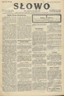 Słowo. 1925, nr29