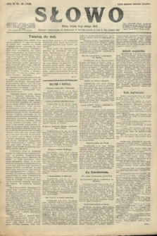 Słowo. 1925, nr34