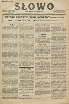 Słowo. 1925, nr44