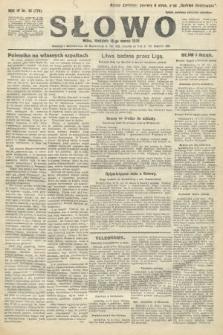 Słowo. 1925, nr61