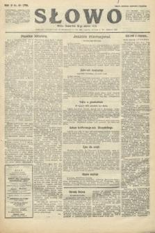 Słowo. 1925, nr64