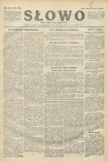 Słowo. 1925, nr65