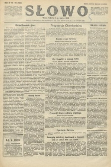 Słowo. 1925, nr66