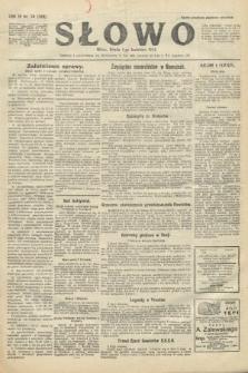 Słowo. 1925, nr74