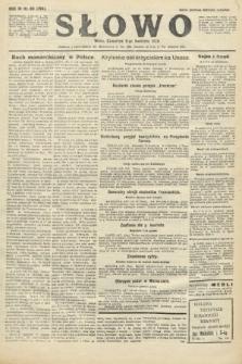 Słowo. 1925, nr80