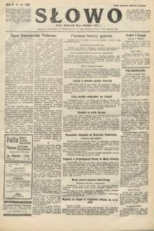 Słowo. 1925, nr84
