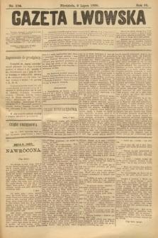 Gazeta Lwowska. 1899, nr 154