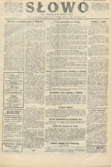Słowo. 1925, nr87