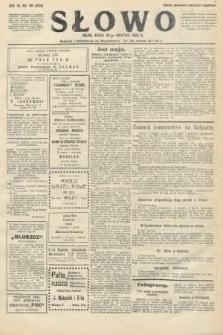 Słowo. 1925, nr89