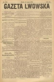 Gazeta Lwowska. 1899, nr 156