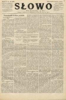 Słowo. 1925, nr105