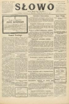 Słowo. 1925, nr107