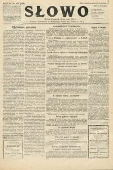 Słowo. 1925, nr108