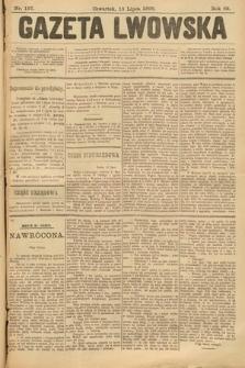 Gazeta Lwowska. 1899, nr 157