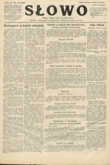 Słowo. 1925, nr125