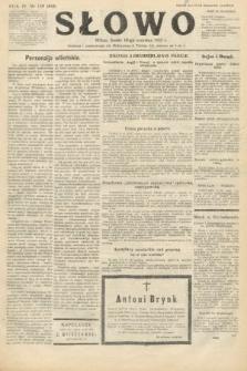 Słowo. 1925, nr129
