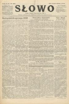 Słowo. 1925, nr136