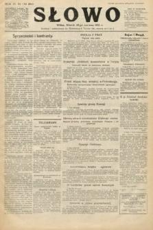 Słowo. 1925, nr139