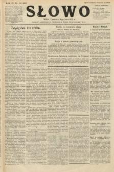 Słowo. 1925, nr152