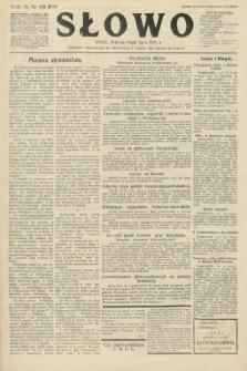 Słowo. 1925, nr156