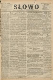 Słowo. 1925, nr185