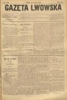 Gazeta Lwowska. 1899, nr 164