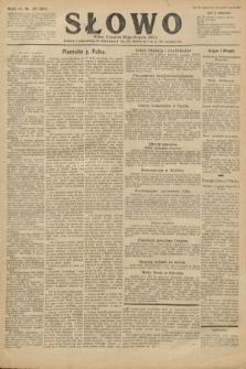 Słowo. 1925, nr187