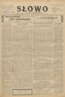 Słowo. 1925, nr191