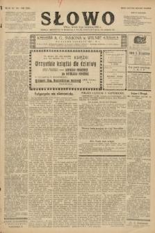 Słowo. 1925, nr198