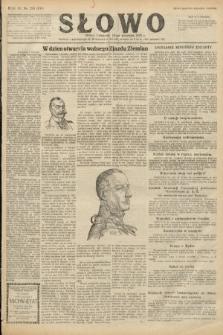 Słowo. 1925, nr205