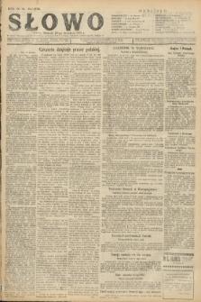 Słowo. 1925, nr221