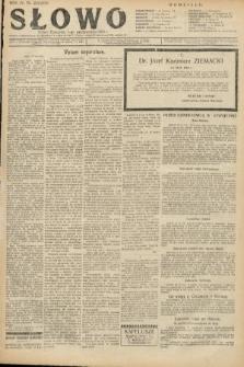 Słowo. 1925, nr223