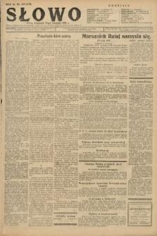 Słowo. 1925, nr265