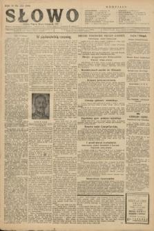 Słowo. 1925, nr272