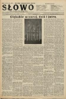 Słowo. 1925, nr274