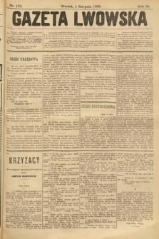 Gazeta Lwowska. 1899, nr 173