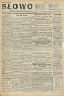 Słowo. 1925, nr284