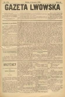 Gazeta Lwowska. 1899, nr 174