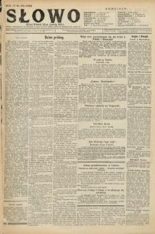 Słowo. 1925, nr292