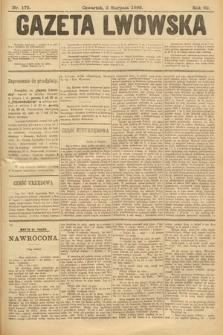 Gazeta Lwowska. 1899, nr 175