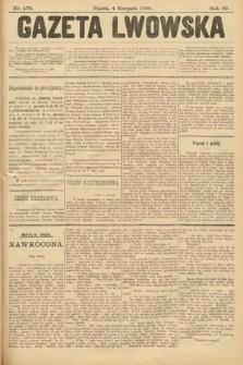 Gazeta Lwowska. 1899, nr 176