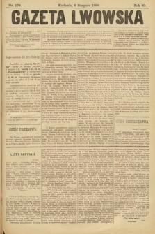 Gazeta Lwowska. 1899, nr 178