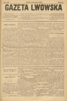 Gazeta Lwowska. 1899, nr 180